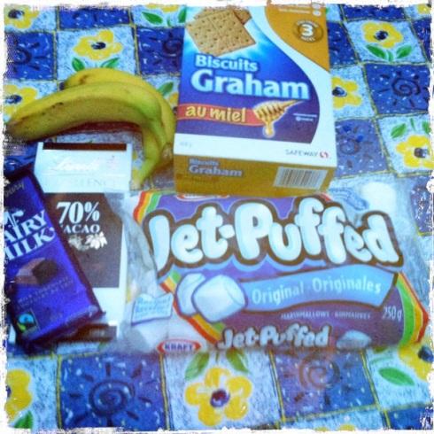 1. Banana Boat ingredients